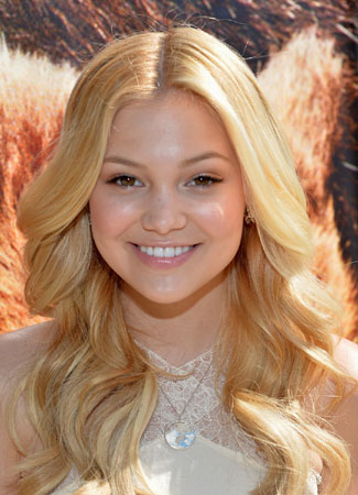 Bears Screening: Olivia Holt