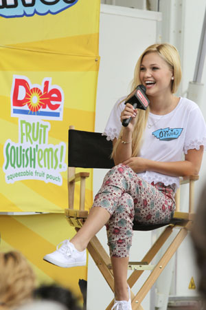 Olivia Holt Radio Disney