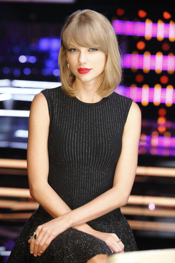 Taylor Swift on The voice