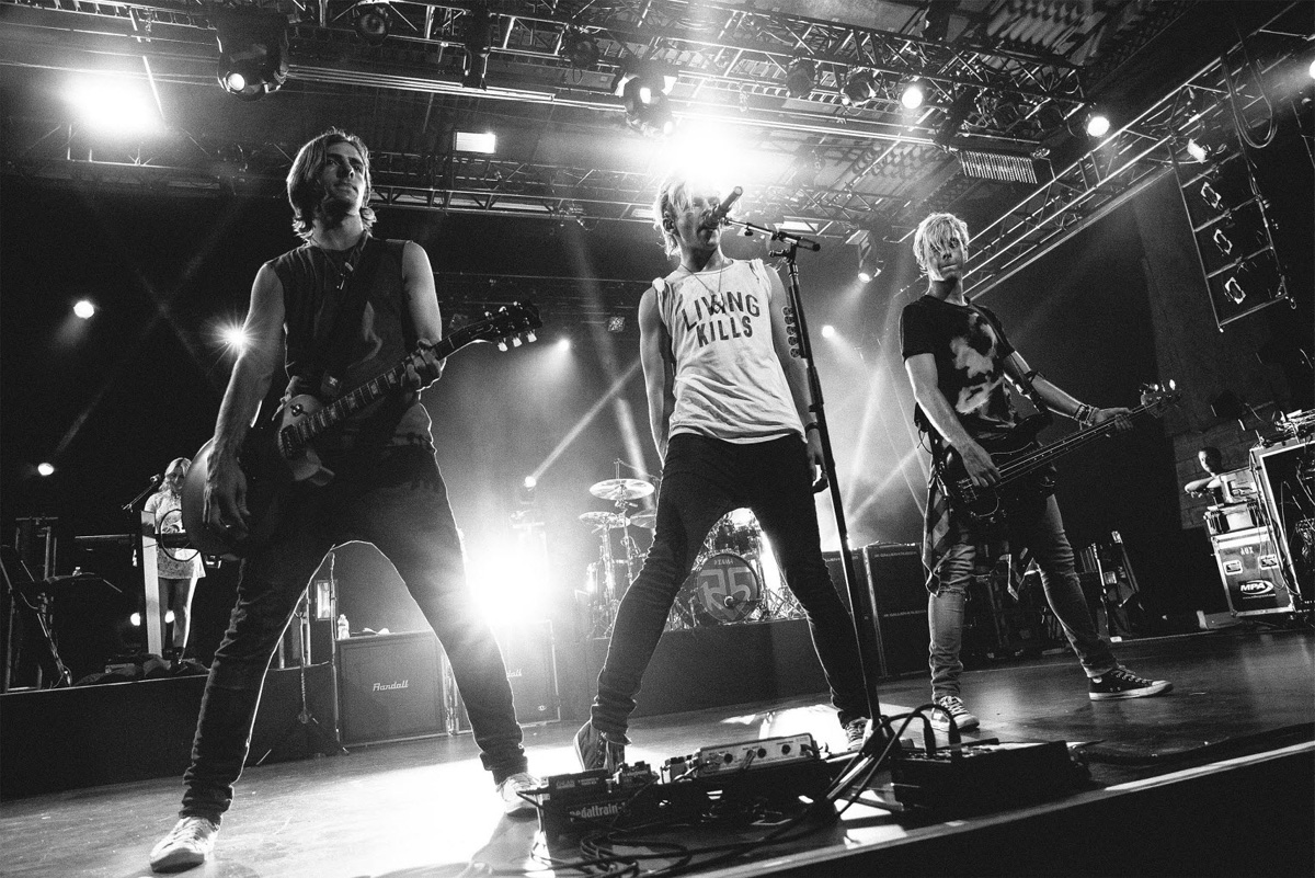 'R5: All Day, All Night' to Rock Movie