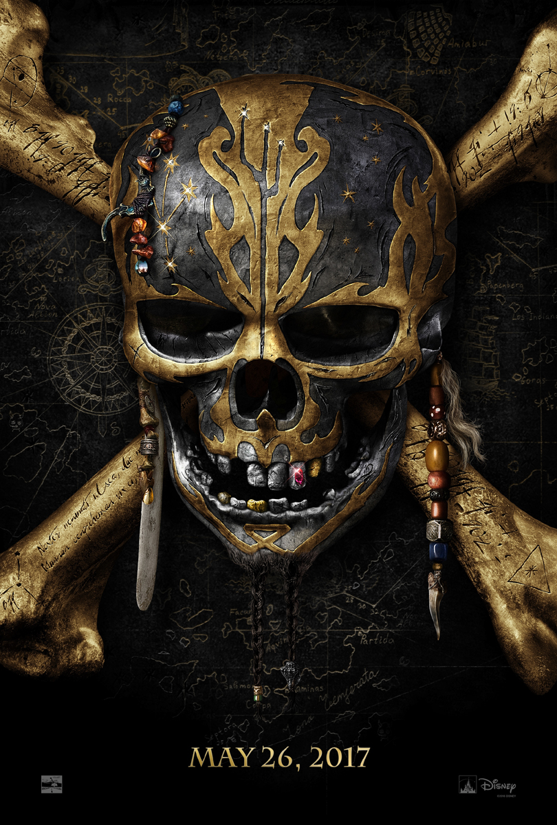 Pirates of The Carribean: Dead Men Tell No Tells