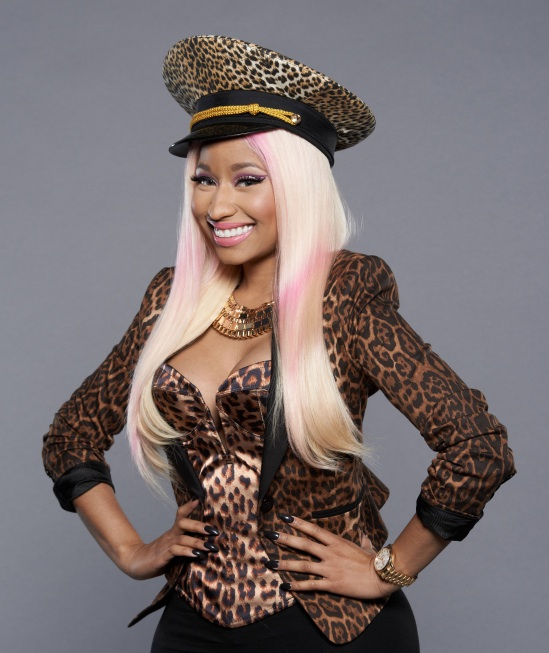 Nicki Minaj American Idol