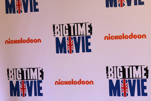 Big Time Rush Movie Premiere Red Carpet