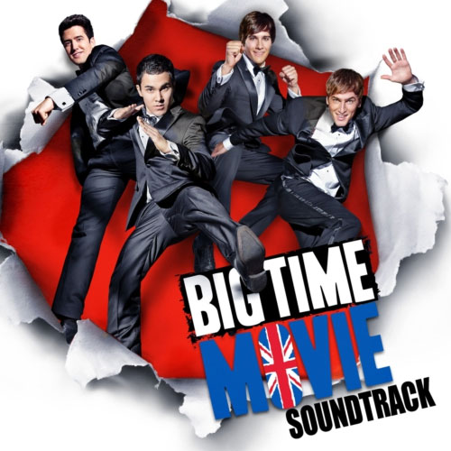 Big Time Rush Big Time Movie Soundtrack