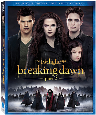Breaking Dawn: Part 2