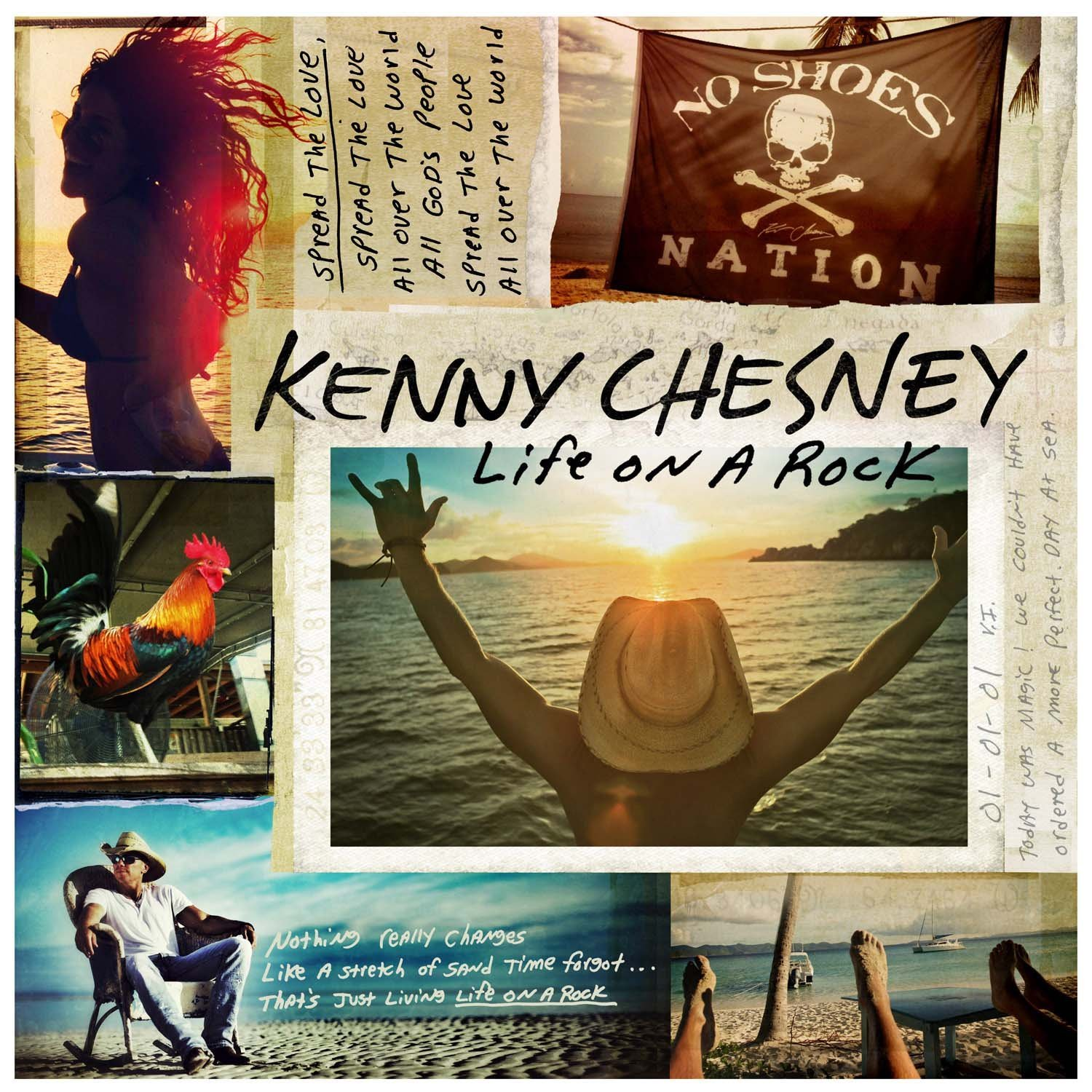 Kenny Chesney: Life on A Rock