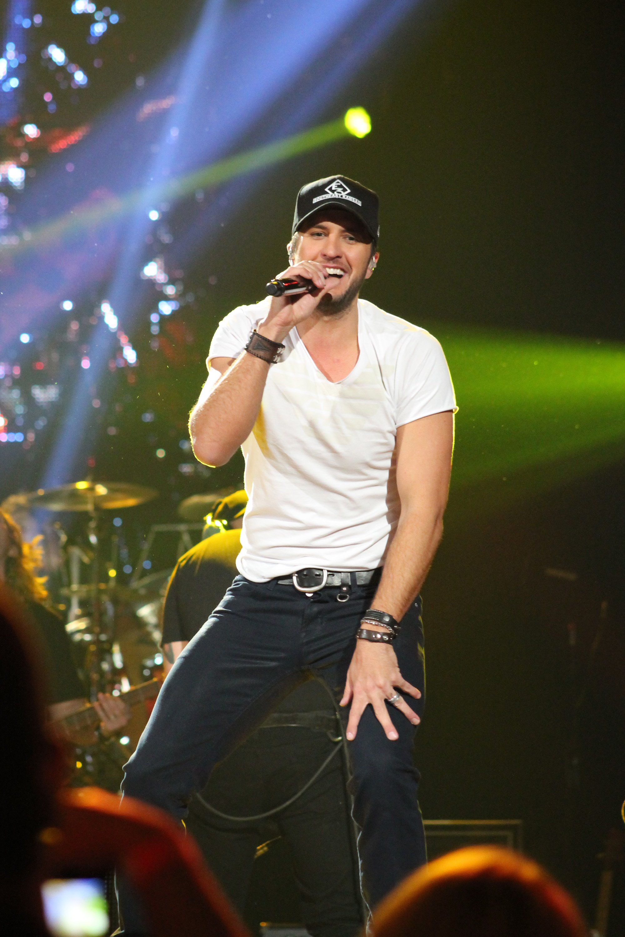 Luke Bryan Dirt Road Diaries Tour