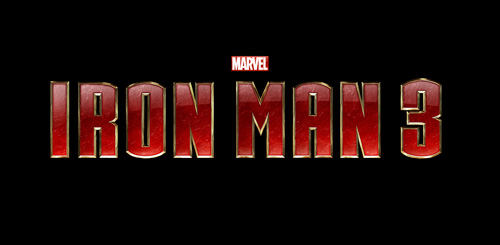Iron Man 3 Logo