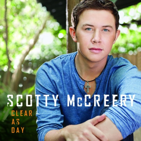 Scotty McCreery CD Cover