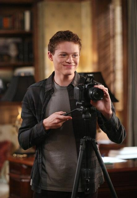 Sean Berdy, Switched at Birth