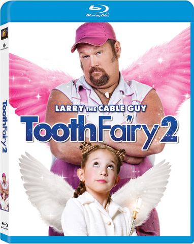 Tooth Fairy 2 DVD Art